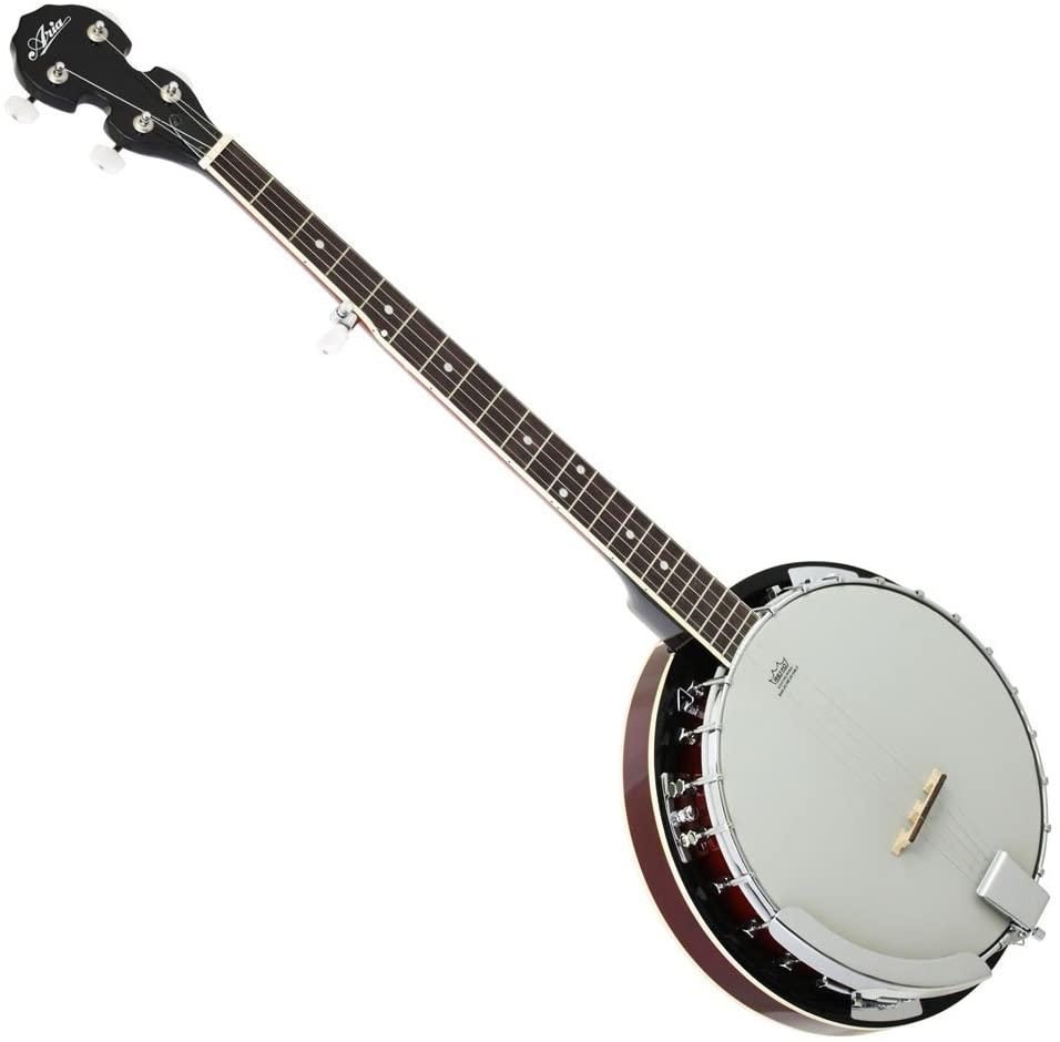 送料無料でお届けします ランキング入賞 ARIA アリア 5弦バンジョー REMO Banjo 限定価格セール 送料無料 Head SB-10 新品アウトレット
