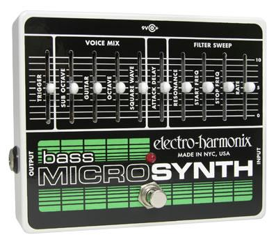 Bass MicroSynth