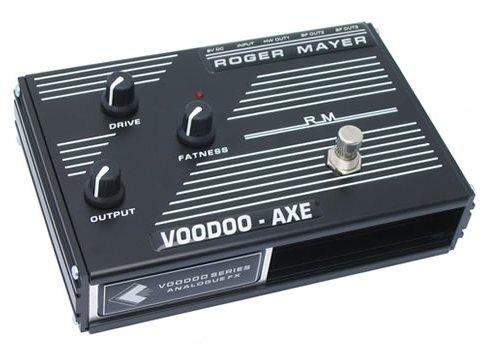 Roger Mayer New Voodoo-Axe【新品】【送料無料】