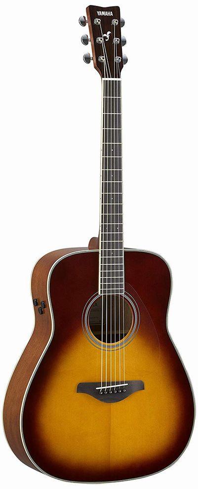 YAMAHA ヤマハ FG-TA BS トランスアコースティックギター エレアコ トラッドウェスタン【送料無料】【新品アウトレット】