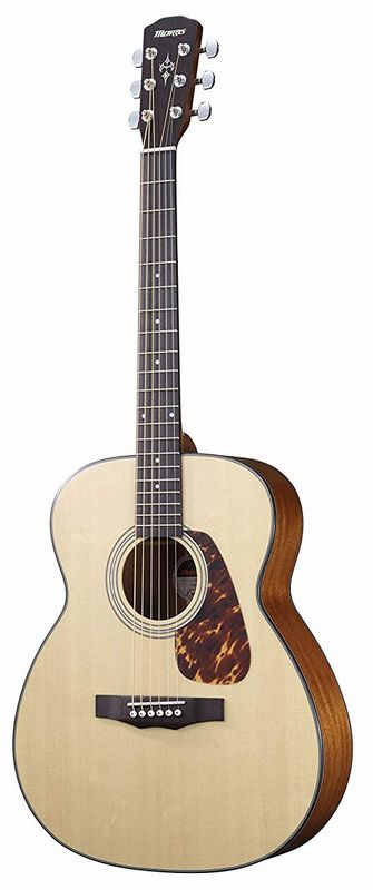 Morris F-351I NAT ナチュラル モーリス フォークサイズ アコースティックギター【新品アウトレット】【送料無料】, T.Time 1aa9eb35
