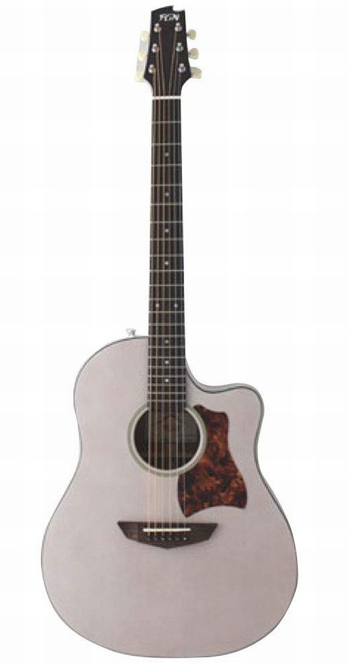 FUJIGEN AG1 TWF フジゲン 薄胴 アコースティックギター トランスペアレントホワイトフラット【新品】【送料無料】【数量限定特価】