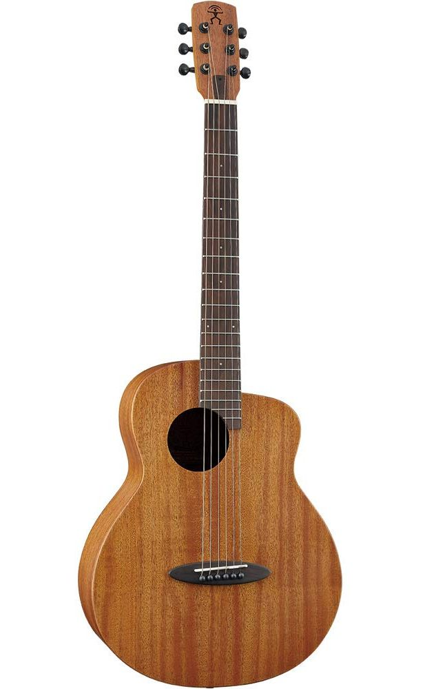 aNueNue Bird Guitar aNN-MY20E Solid Mahogany Top マホガニー単板トップ ミニエレアコギター【新品】【送料無料】