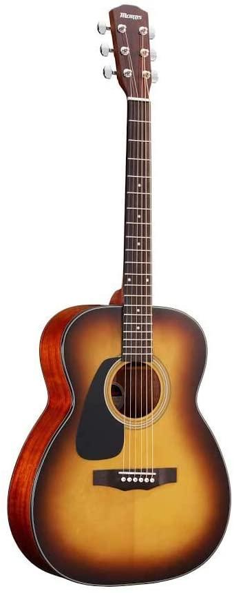 Morris F-350 LH TS レフティ 左利き用 モーリス フォークサイズ アコースティックギター【新品アウトレット】【送料無料】