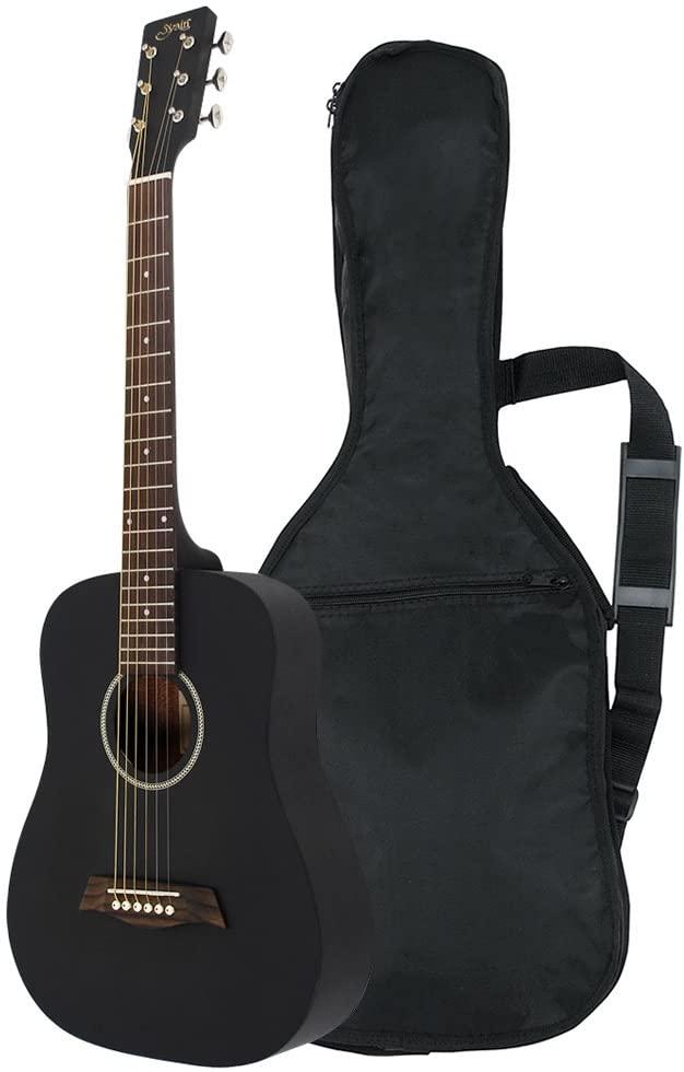 S.Yairi ヤイリ Compact Acoustic Series ミニアコースティックギター YM-02/BK マホガニー【新品】【送料無料】