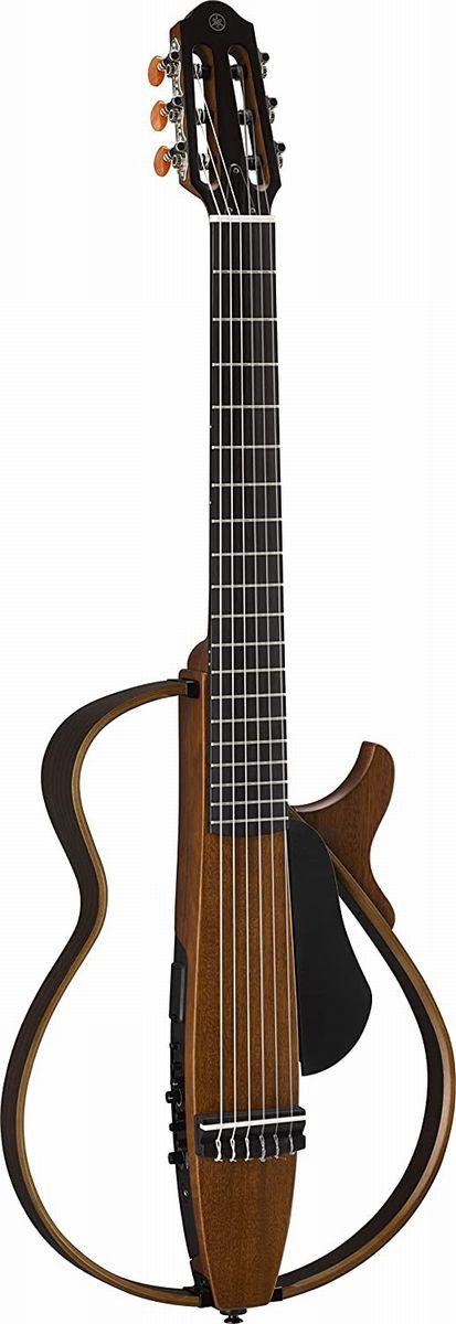 YAMAHA サイレントギター SLG200N NT ナイロン弦仕様 ヤマハ エレガットギター ナチュラル【送料無料】【新品】
