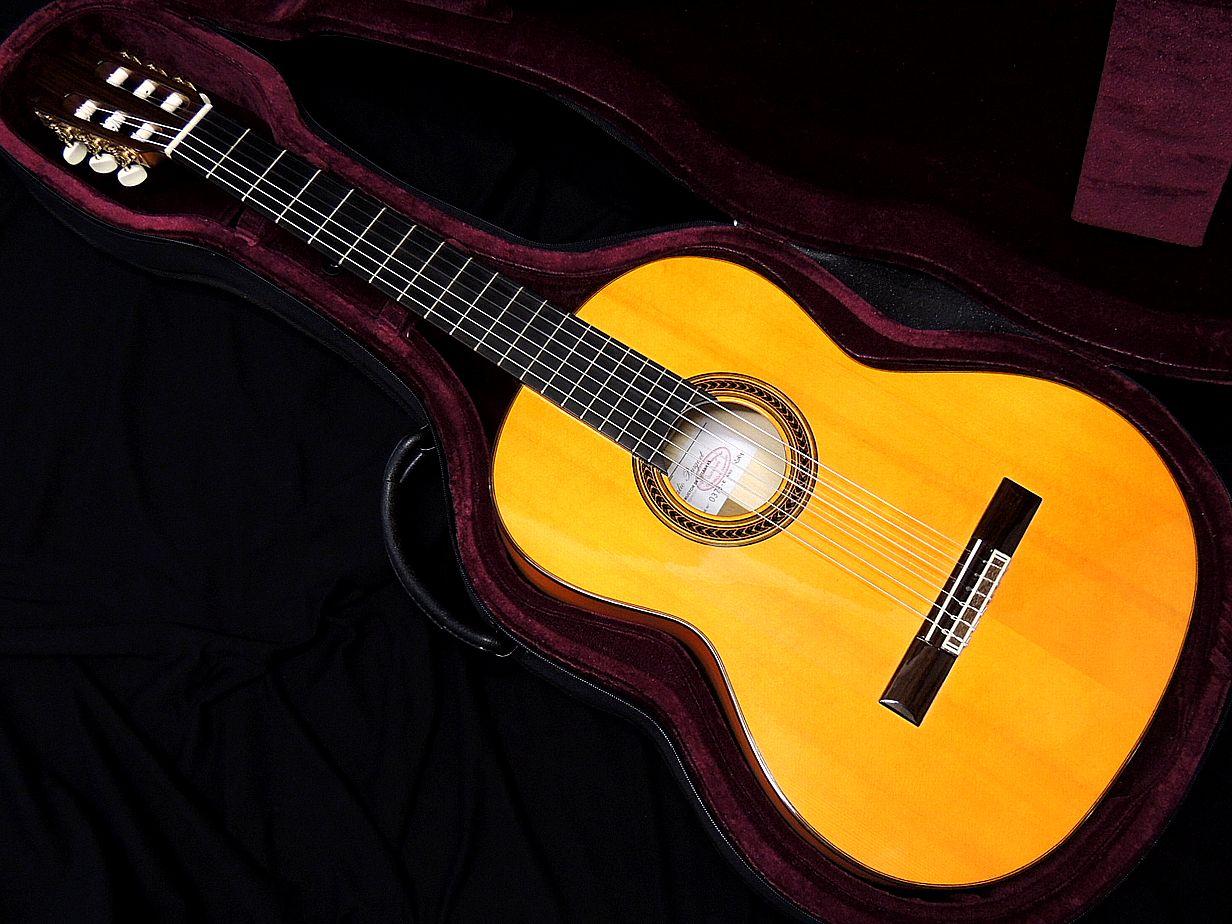 Amalio Burguet アマリオ・ブルゲ 3F フラメンコギター Made in SPAIN【送料無料】【新品アウトレット】