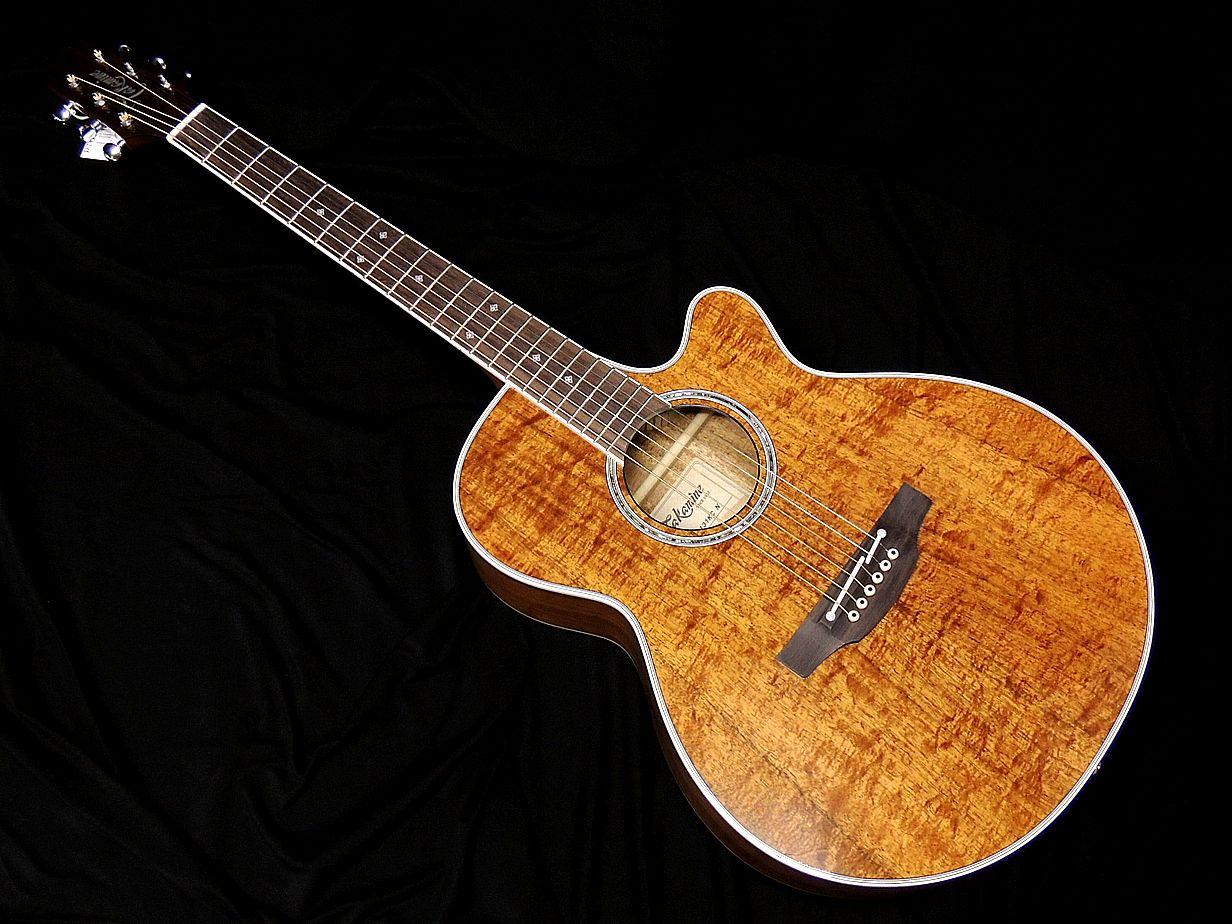Takamine PTU131KC N KOA タカミネ アコースティックギター エレアコ ハワイアンコア【新品】【送料無料】
