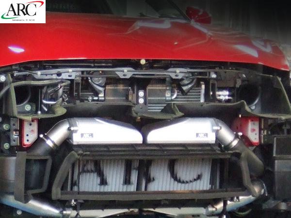 ARC Brazing インタークーラー コアM079 [GT-R R35] ARCブレージングパーツ 新品