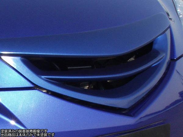 オートエクゼ フロントグリル [アクセラスポーツ 後期 BKEP/BK5P 車体番号:300001~の車両] AutoExe パーツ 新品