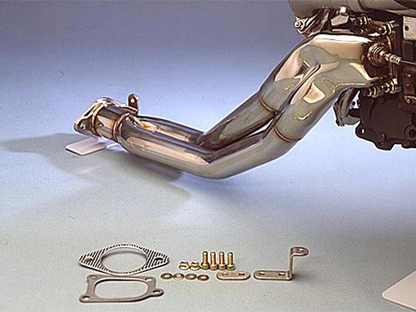 オートエクゼ フロントパイプ [RX-7 FD3S MT車の車体番号:500001~の車両] AutoExe パーツ 新品