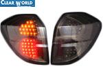 ClearWorld LEDテール+VDC対策 スモークレンズ [レガシィアウトバック BP9/BPH A~F型のVDC装着車] クリアワールド LEDテール 新品