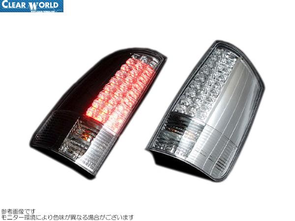 ClearWorld LEDテール クリアレンズ [ノア AZR60G/AZR65G] クリアワールド LEDテール 新品