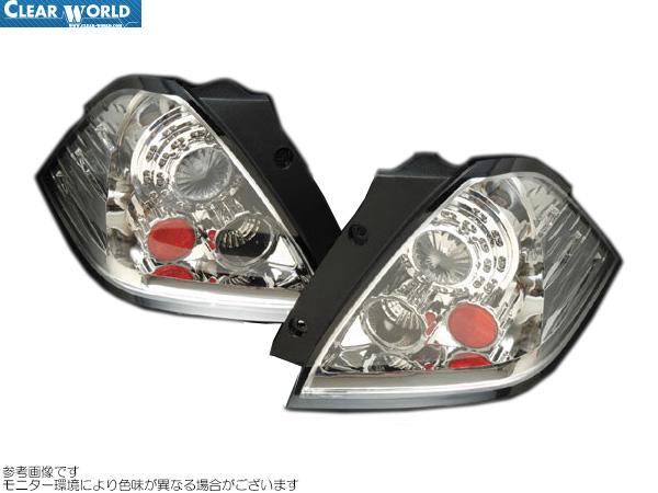 ClearWorld LEDテール インナークローム [オデッセイ RB1/RB2 前期専用] クリアワールド LEDテール 新品