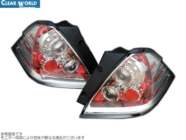 ClearWorld LEDテール インナーレッド [オデッセイ RB1/RB2 前期専用] クリアワールド LEDテール 新品