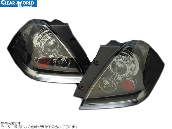 ClearWorld LEDテール スモークレンズ [オデッセイ RB1/RB2 前期専用] クリアワールド LEDテール 新品