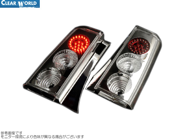 ClearWorld LEDテール ユーロタイプ [bB NCP30/NCP31/NCP35] クリアワールド LEDテール 新品