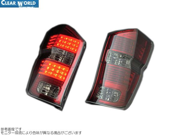 ClearWorld LEDテール インナーレッド/スモークレンズ [ステップワゴン RK5/RK6] クリアワールド LEDテール 新品