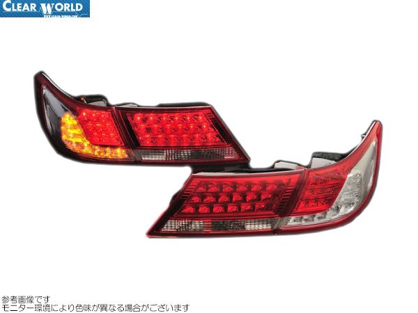 ClearWorld LEDテール レッド/クリアレンズ [オデッセイ RB3/RB4 前期専用] クリアワールド LEDテール 新品