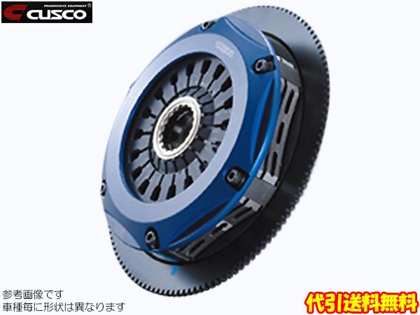 クスコ ツインメタルクラッチ [インプレッサ GDB A~G型] CUSCO 強化クラッチ 手数料無料 送料無料(沖縄・離島除く)
