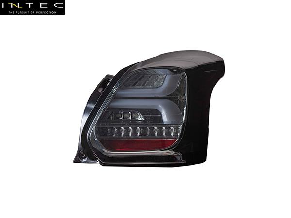 インテック フルLEDテールランプ ZC33Sスイフトスポーツ スモークレンズ/クローム [スズキ スイフト ZC33S] 新品