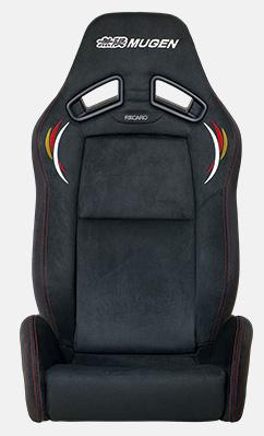 タイプR 無限 MS-Z mugen FK2 新品 セミバケットシート H27/12~] [シビック 運転席