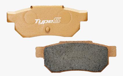 無限 ブレーキパッド スポーツタイプ リア用 [フィットRS GK5 H29/6~] mugen 新品