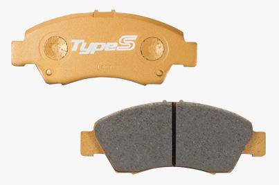 無限 ブレーキパッド スポーツタイプ フロント用 [フィットRS GK5 H29/6~] mugen 新品