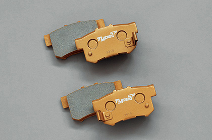 無限 ブレーキパッド ツーリング リア [ジェイド FR4/FR5 H27/2~H30/5] mugen 新品
