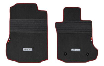 無限 スポーツマット ブラック×ブラック [S660 JW5 H27/4~] mugen 新品