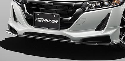 無限 フロントアンダースポイラー(WP) [S660 JW5 H27/4~] mugen プレミアムスターホワイト・パール 塗装済み 新品