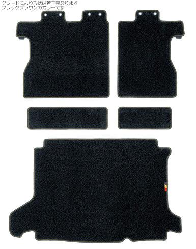 無限 スポーツラゲッジマット ブラック×ブラウン [ヴェゼル RU1/RU2 X・ホンダセンシング H28/3~H30/1] mugen 新品