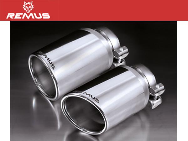 REMUS マフラー [ポルシェ マカンS 95BCTM 3.0 V6] レムスマフラー 正規品 代引手数料無料 送料無料