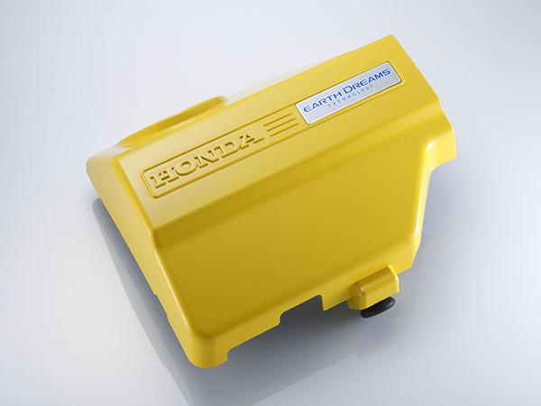 SPOON エンジンカバー イエロー [S660 JW5] スプーン パーツ 新品