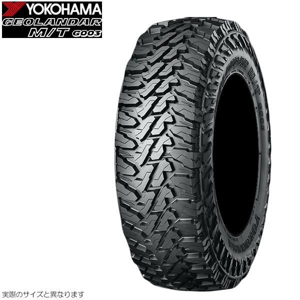 YOKOHAMA ジオランダーM/T G003 175/80R16 4本 [ジムニー JB64W/JB23W/JA系(JA11V/JA71V等)] ヨコハマタイヤ M/T G003 4本1台分 新品