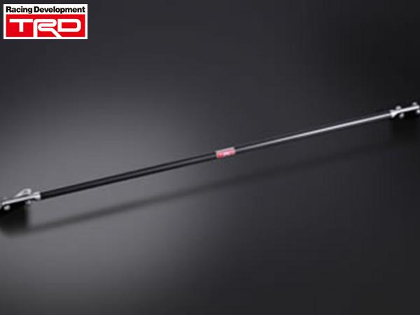TRD フロントストラットタワーバー カーボン [86 (ハチロク) ZN6 前期] 新品