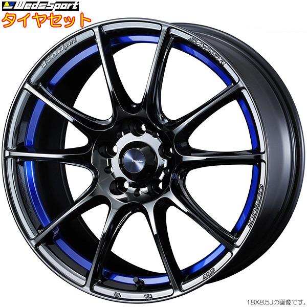 魅力的な価格 WedsSport SA-25R BLC2 [ランサーエボリューション10 18インチ タイヤセット [ランサーエボリューション10 CZ4A用] R:245/40R18 SA25R+ATR SPORT 18インチ セット F:245/40R18 R:245/40R18 タイヤホイールセット, スラッカン:ea5e6e65 --- kventurepartners.sakura.ne.jp