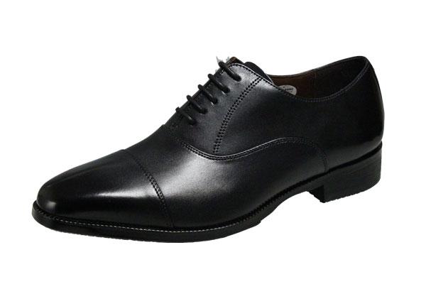 マドラスモデロメンズシューズ5121ブラック紳士靴シンプルな内羽根ストレートチップビブラムソール使用ドレスビジネスシューズピークトゥがおしゃれな紳士靴