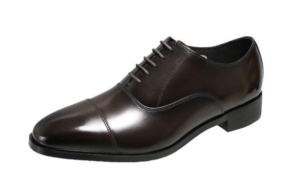 マドラスモデロメンズシューズ5124ダークブラウン内羽根ストレートチップ紳士靴