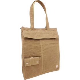 【帆布工房】3j02トートバッグB4サイズが収納できるタテ型で使いやすいトートバッグ
