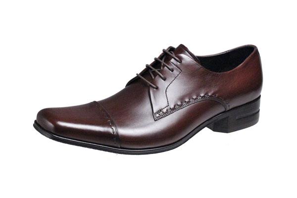 キャサリンハムネットメンズシューズKATHARINE HAMNETTストレートチップ紳士靴31601ダークブラウン