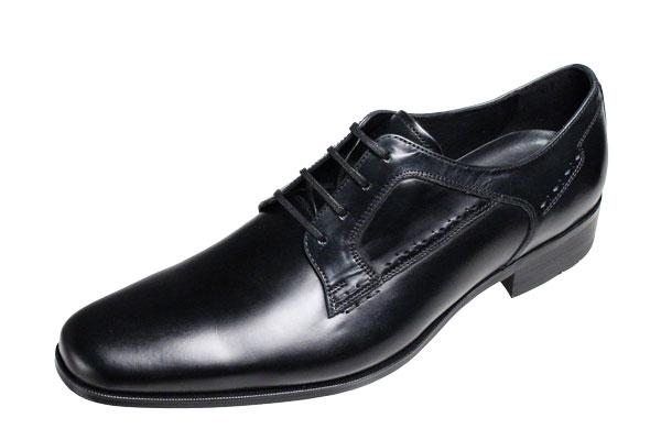 コンビニ受取対応商品 至上 キャサリンハムネット紳士靴プレーン外羽根ビジネスシューズ KATHARINE 紳士ビジネスシューズ 送料無料 付与 HAMNETTキャサリンハムネットメンズシューズ31476ブラック
