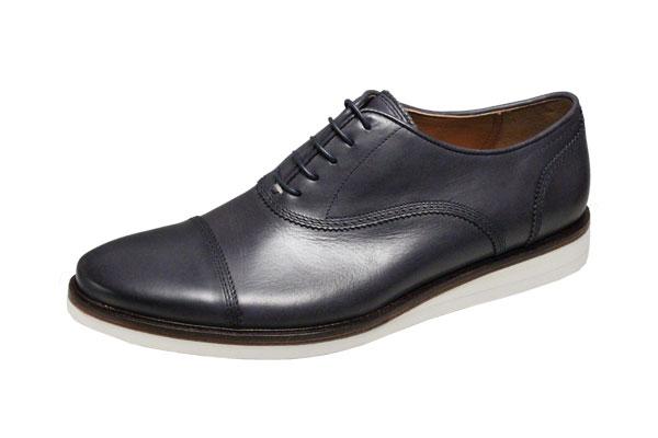 キャサリンハムネットメンズシューズ31621ネイビーストレートチップ ビジネスカジュアル紳士靴