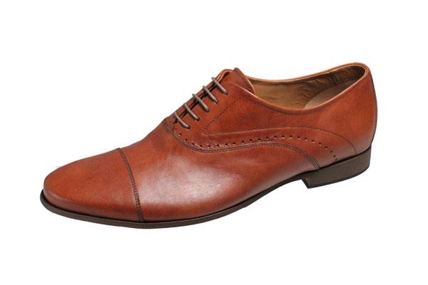 キャサリンハムネットメンズシューズ31611ブラウンストレートチップビジネスシューズ内羽根紳士靴