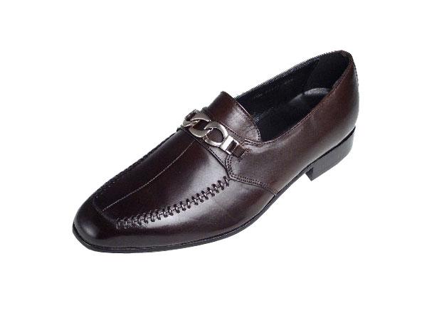 マドラスルテシア紳士靴171ダークブラウン【lutecia】紳士靴ビット金具付スリッポン