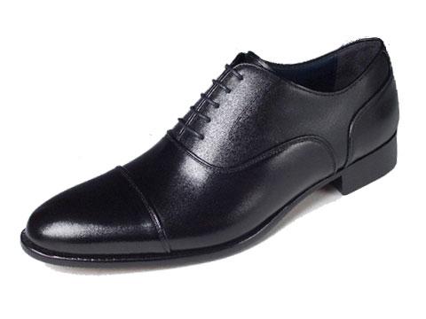 【送料無料】マドラスメンズシューズ3010黒【madras】ストレートチップひも付紳士靴