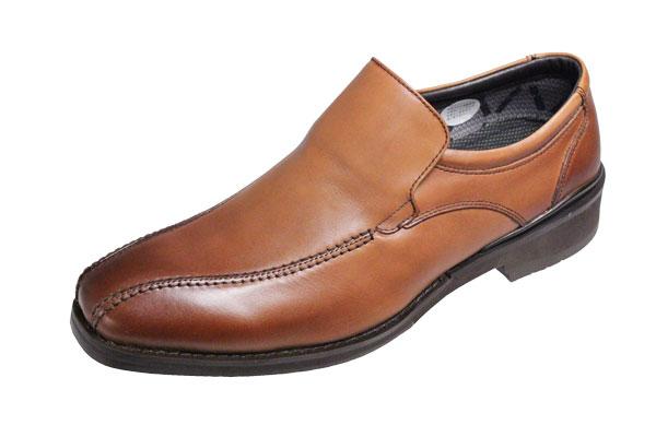 ゴアテックス使用メンズシューズmadrasWalk紳士靴本革ビジネスシューズ5567ライトブラウン