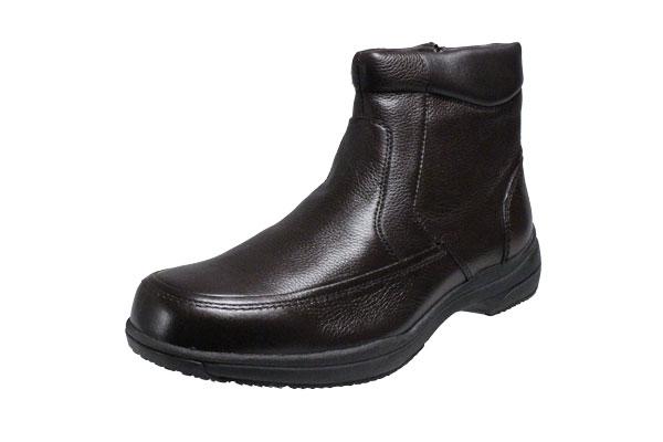 【送料無料】ゴアテックス使用メンズブーツマドラスウオーク6001ブラウン【madras Walk】本革カジュアル紳士ブーツ