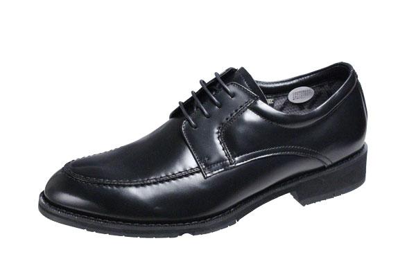 送料無料ゴアテックス防水紳士靴Uチップ外羽根メンズシューズ トラスト マドラスウオーク防水メンズシューズmadras 出色 Walkゴアテックス使用防水紳士靴5500ブラック