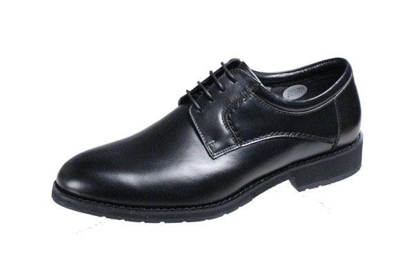 マドラスウオーク防水ゴアテックスメンズシューズmadras Walkプレーン外羽根紳士靴5557ブラック